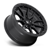 5 LUG REBEL 5 - D679 MATTE BLACK