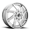 8 LUG RENEGADE DUALLY FRONT - D263 CHROME