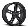 5 LUG ROC - S250 GLOSS BLACK