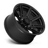 6 LUG ROGUE - D709 MATTE BLACK