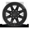 8 LUG ROGUE - D709 MATTE BLACK