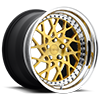 5 LUG BLQ-T BRUSHED GOLD