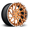 5 LUG BLQ-T BRUSHED ROSE GOLD