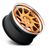 5 LUG OZT HI POLISH TRANS GLOSS COPPER | POLISHED LIP