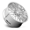 6 LUG SANTA CRUZ 6 - PRECISION SERIES POLISHED