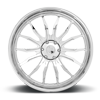 6 LUG SPIKEY - X126 POLISHED