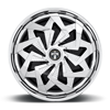 5 LUG CHOP - S823 POLISHED