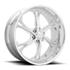 6 LUG SPUR 6 - PRECISION SERIES POLISHED