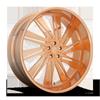 5 LUG STATICA - XB10 ROSE GOLD