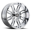 8 LUG SC-18 CHROME