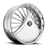 6 LUG S601-SHOKKA CHROME WITH CUSTOM FINISH AVAILABLE