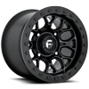 4 LUG TECH - D916 BEADLOCK 15X10 | BLACK CENTER W/ BLACK BEADLOCK