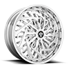 5 LUG TRANCE - S826 CHROME