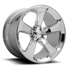 5 LUG TYRANT - F349 POLISHED