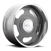 5 LUG BIG SLOT - U583 MATTE GREY W/ FORD CAP