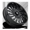 4 LUG FF30 - UTV GLOSS BLACK