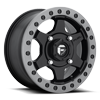 4 LUG GATLING - D914 BEADLOCK MATTE BLACK W/ ANTHRACITE RING