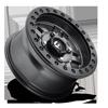 4 LUG ANZA - D918 BEADLOCK MATTE ANTHRACITE W/ BLACK RING