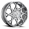 5 LUG MERLIN CHROME