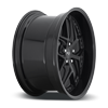 5 LUG VICE - M226 SATIN BLACK/GLOSS BLACK