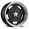 5 LUG VN511 GLOSS BLACK WITH CHROME LIP