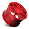 5 LUG VOLTERRA CANDY RED