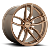 5 LUG VOSSO - M202 BRONZE & BRUSHED