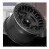 5 LUG WARP BEADLOCK - D118 MATTE BLACK