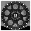 8 LUG XD126 ENDURO PRO SATIN BLACK