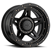 5 LUG XD138 BRUTE SATIN BLACK