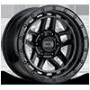 6 LUG XD140 RECON SATIN BLACK