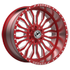 6 LUG XFX-305 RED MILLED