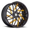5 LUG AF832 BLACK AND YELLOW