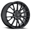 5 LUG AMERICAN RACING AR904 SATIN BLACK