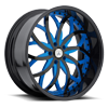 5 LUG AF821 BLUE AND BLACK