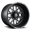 8 LUG FF45D - SUPER SINGLE FRONT MATTE BLACK & MILLED
