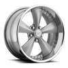 5 LUG MAGNUM SE - U746 GLOSS SILVER W/ CHROME LIP | RAW INNER