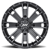 4 LUG M28 AMBUSH GRAPHITE