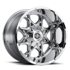 6 LUG SC-10 CHROME