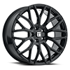 5 LUG TR76 GLOSS BLACK