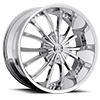 4 LUG MANCINI CHROME