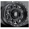6 LUG XD126 ENDURO PRO SATIN BLACK