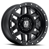 6 LUG XD128 MACHETE SATIN BLACK