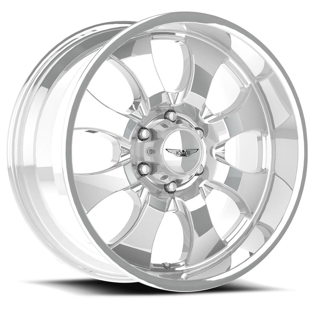 American Eagle Wheels 026 Chrome