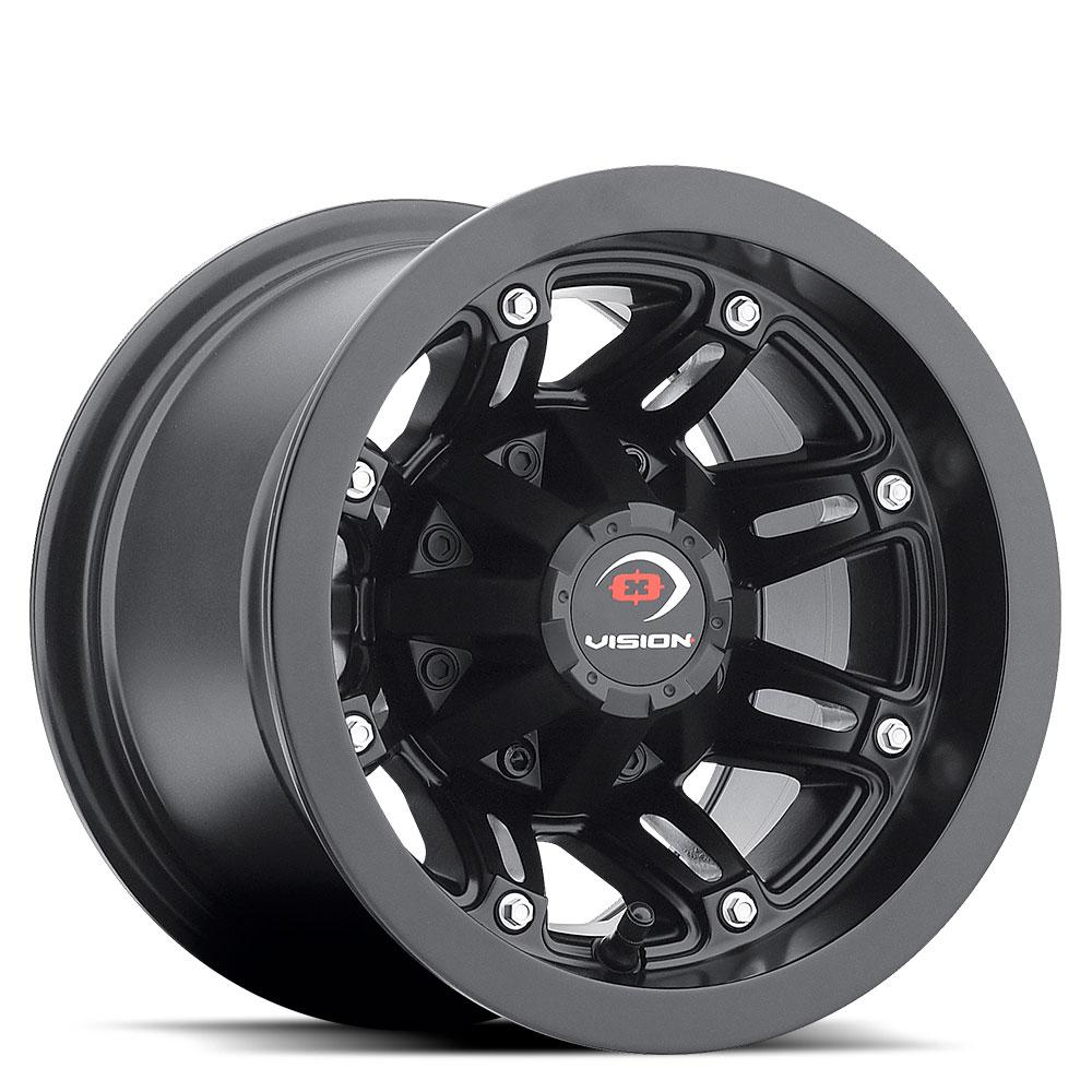 Vision Atv 157 Edge Wheels Down South Custom Wheels