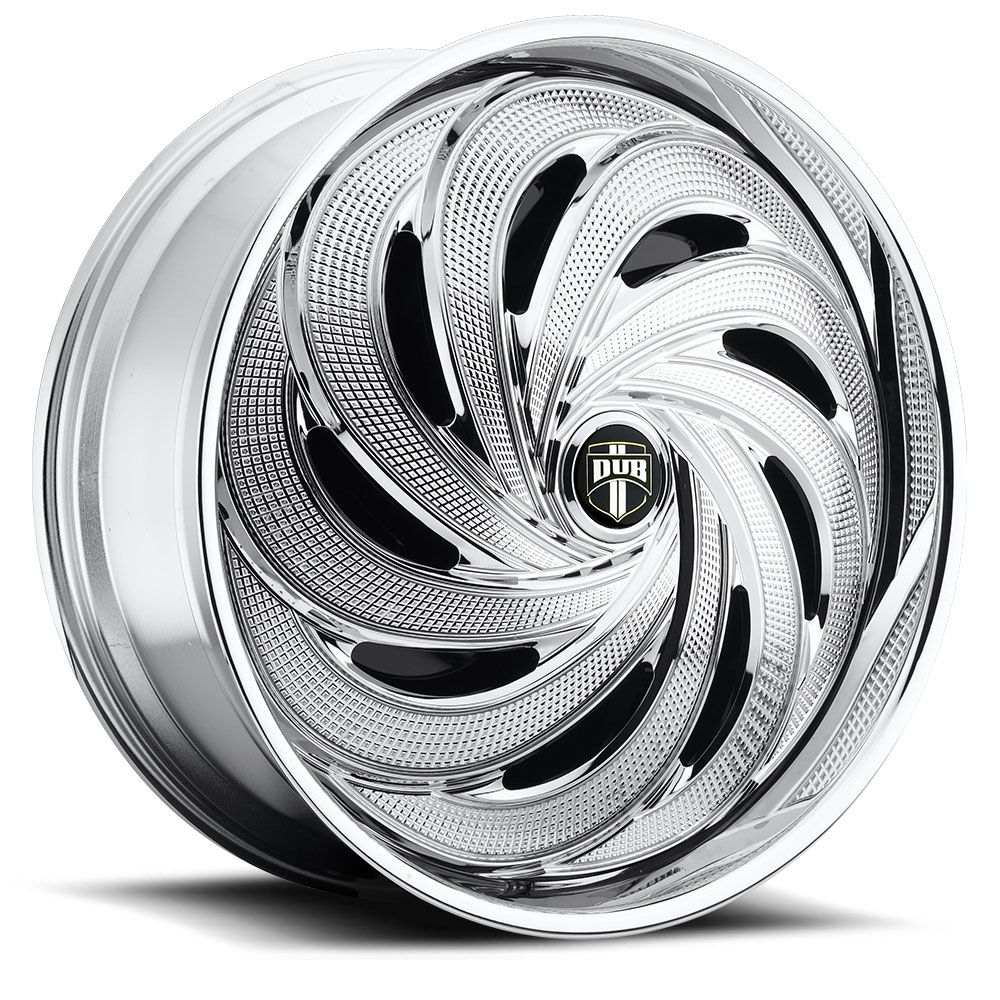 Dub Spinners Flow S738 Wheels Down South Custom Wheels