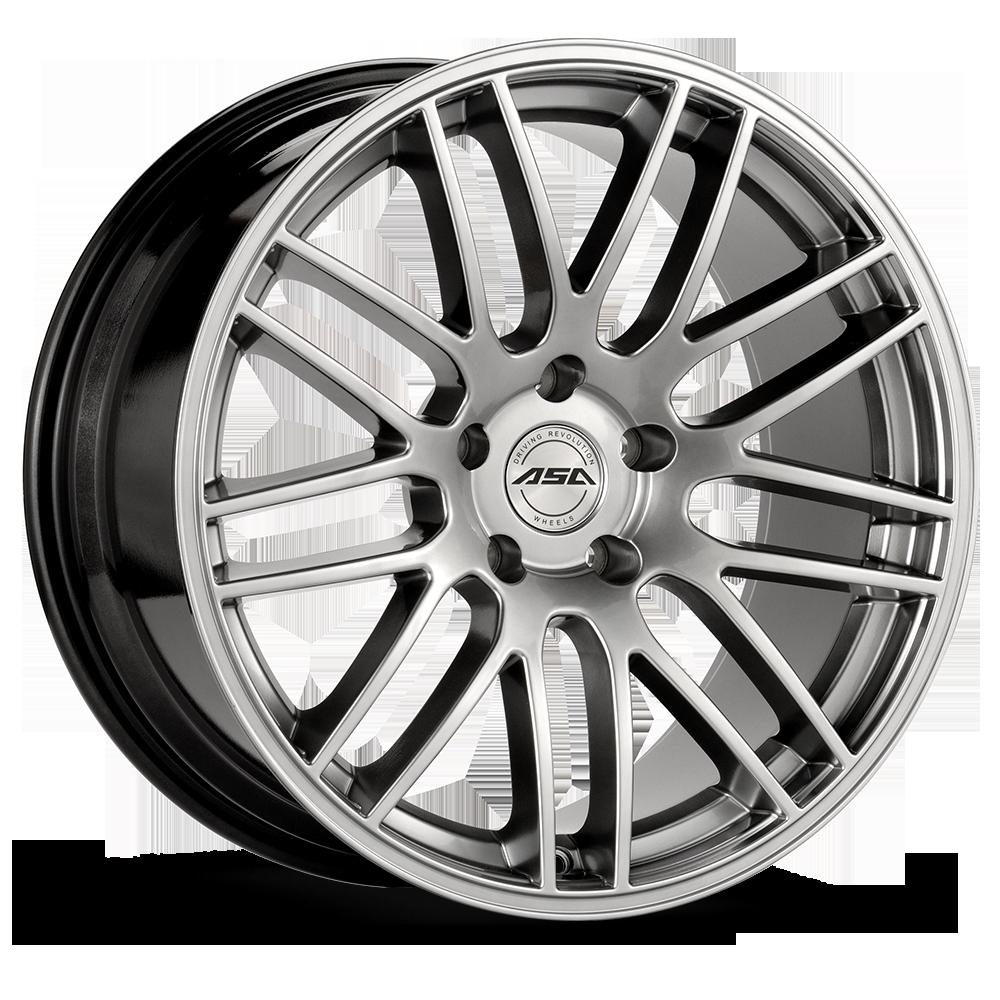 Asa Gt1 Wheels Down South Custom Wheels