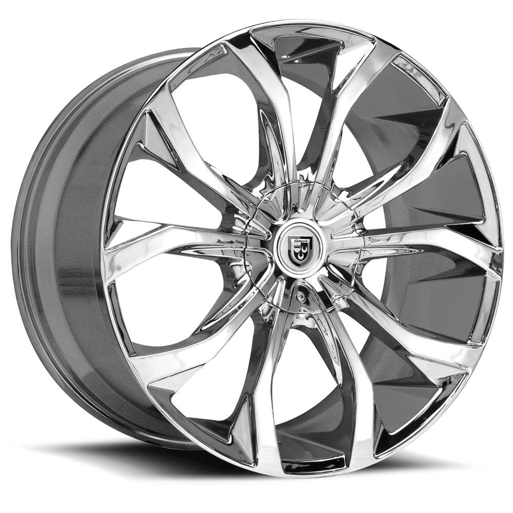Lexani ATD CVX-4 Wheels   Down South Custom Wheels