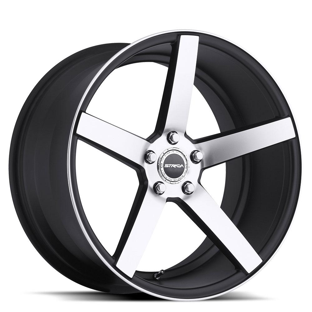 Strada Wheels Perfetto Wheels Down South Custom Wheels