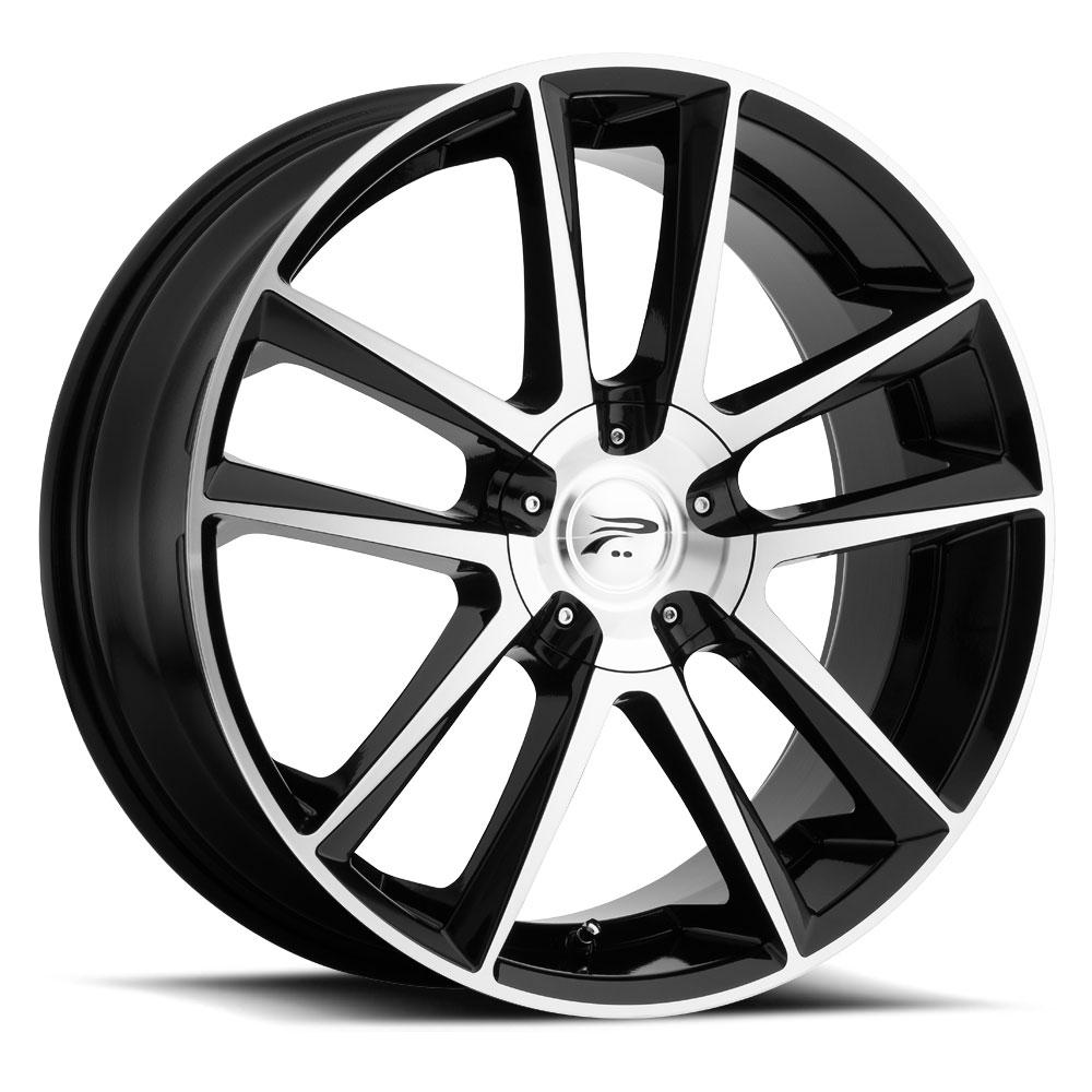 Platinum 436 Gemini Wheels | Down South Custom Wheels